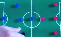 5v5小场足球赛基本战术原则