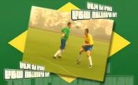 [教学视频下载]巴西足球基本功入门练习方法