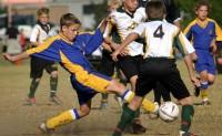 [视频]儿童足球带球训练课