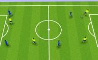 5v5小场足球战术意识终极指南