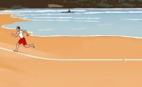 炎炎夏日海滩训练计划