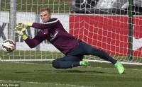 [视频]英格兰国家队门将敏捷性训练方法