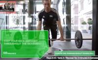 英超球员增强臀部肌肉力量的4个训练动作