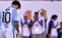 [百年美洲杯]梅西决赛 VS 智利 全场触球剪辑