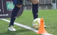 三个基础动作 有效提高控球变向能力