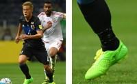 近期全球赛场的几双靓靴