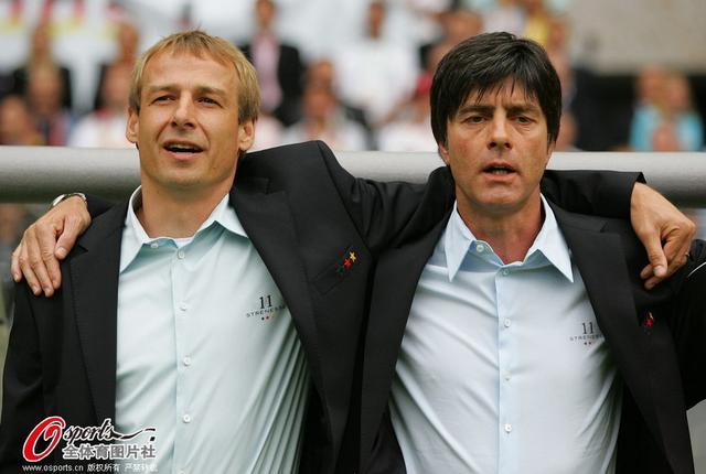 克林斯曼和勒夫复兴德国足球