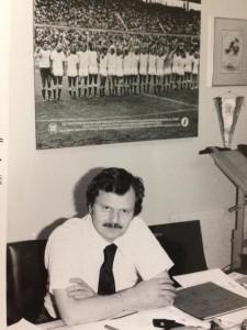 1964年,汉斯·施蒂尔勒(Hans Stierle)创立AYSO