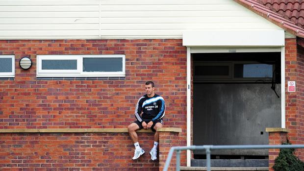 Soccer - Newcastle Training Session - Longbenton Training Ground